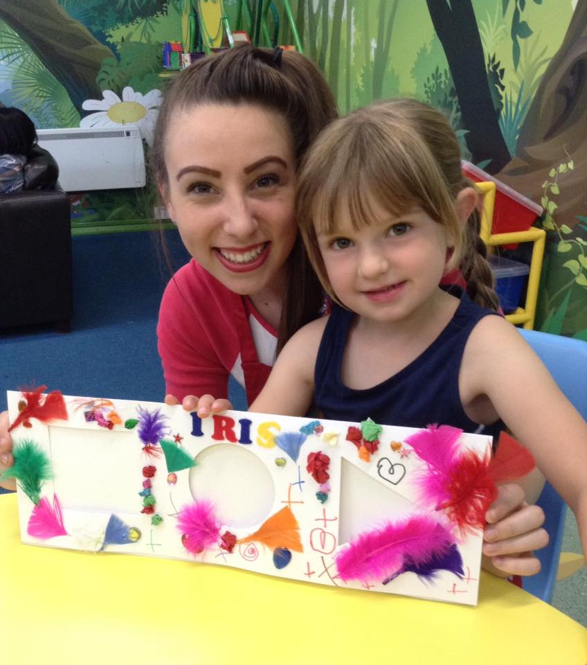 Memory Day | Arts and Crafts at Butlin's | Shared by Rachel Woj | Butlin's Blog
