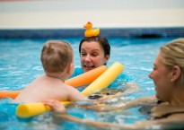 Puddle Ducks swimming lessons | Butlins Blog