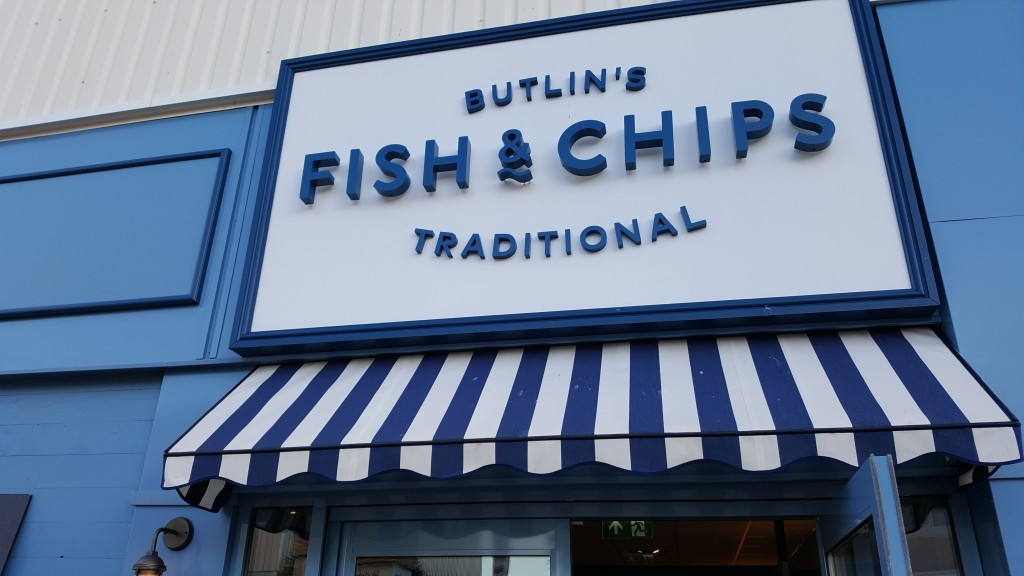 Butlins Traditional Fish and Chip restaurant | new 2017 | Butlins Blog