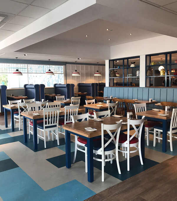 Butlins Traditional Fish and Chip restaurant | new for 2017 | Butlins Blog