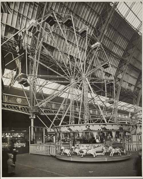 Butlin's amusements at Olympia