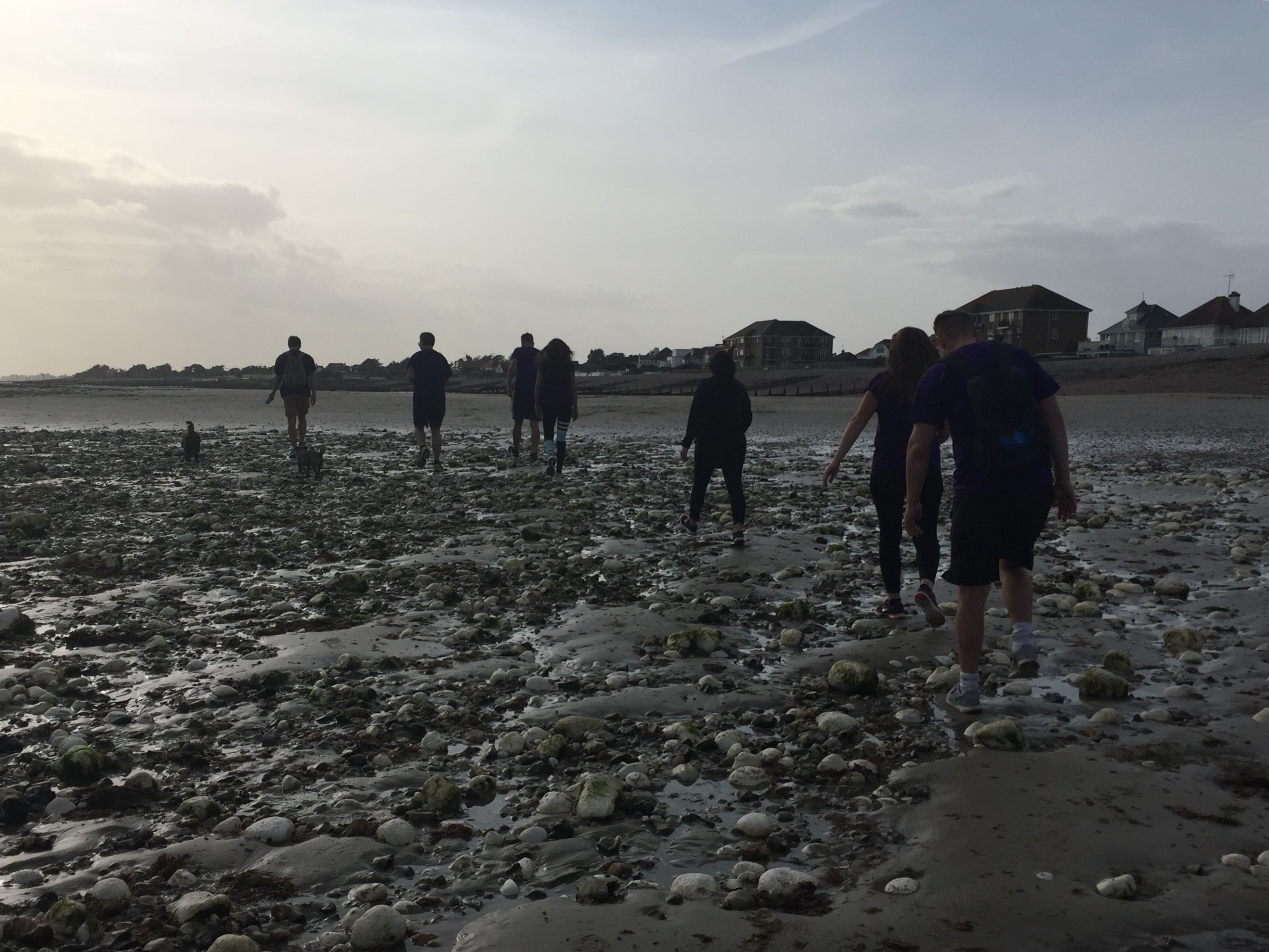 Butlins Bognor Regis team on charity walk for GOSH | Butlins Blog