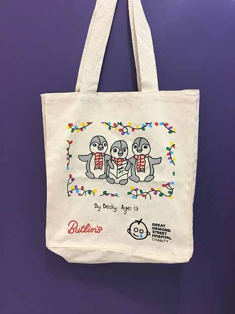 GOSH canvas bag | Butlins Blog