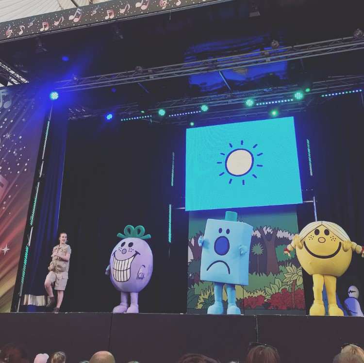 Mr. Men & Little Miss | Live Shows | Just For Tots | Butlin's Blog