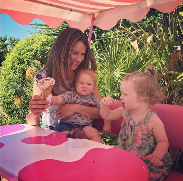 Lola, Kit & I | Scoop Ice Cream | Just For Tots | Butlin's Blog